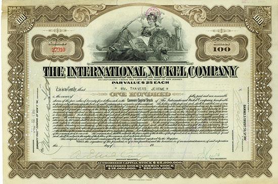 International Nickel Company
