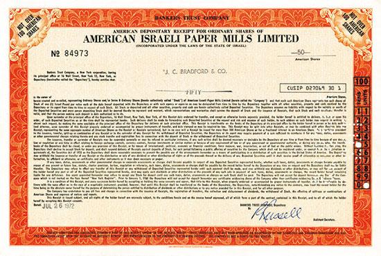 American Israeli Papier Mills Limited