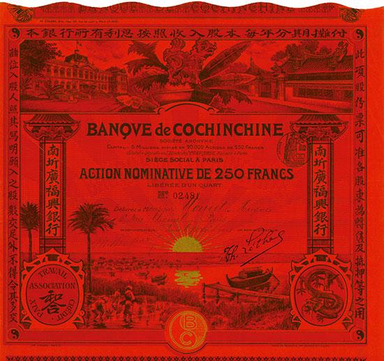 Banque de Cochinchine
