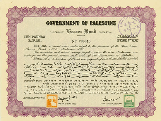 Government of Palestine
