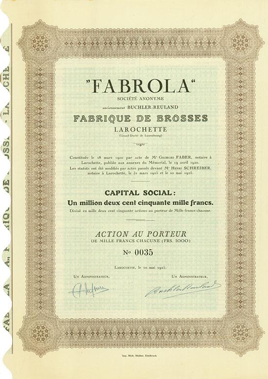 Fabrola