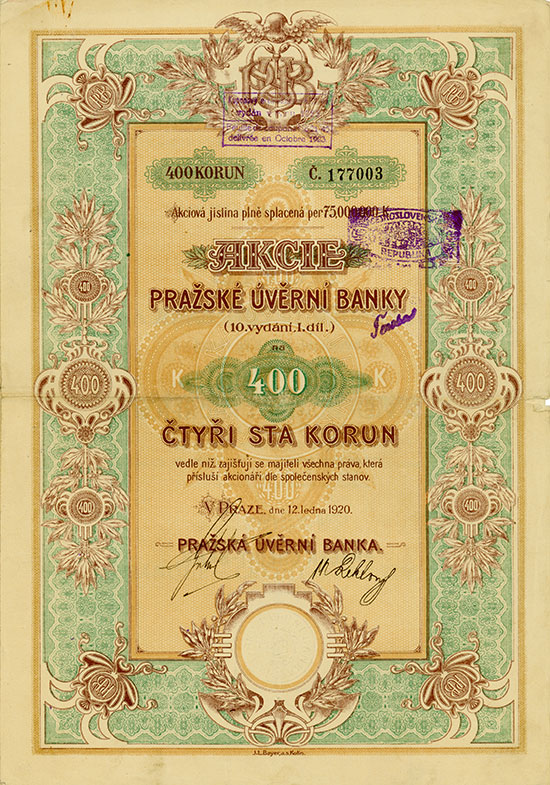 Prager Credit-Bank