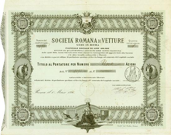 Societa Romana di Vetture