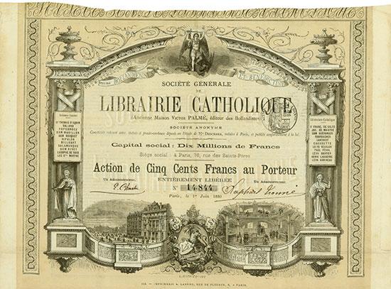 Société Générale de Librairie Catholique
