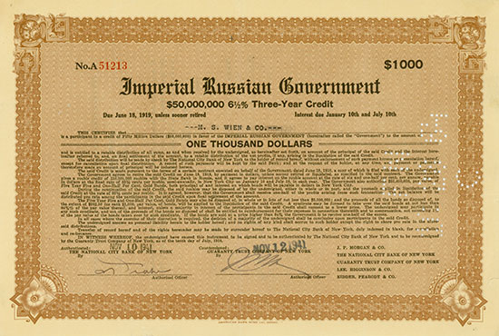 Imperial Russian Government