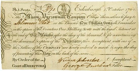 Scotland - Mason Barrowman Company