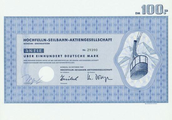 Hochfelln-Seilbahn-AG