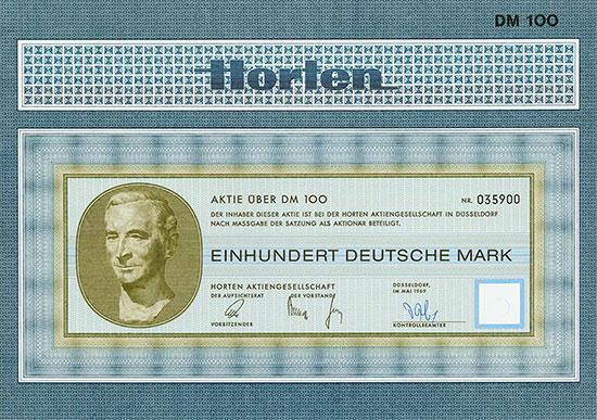 Horten AG