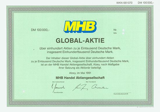 MHB Handel AG