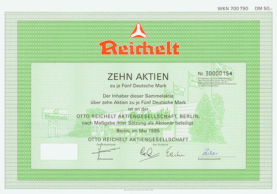 Otto Reichelt AG