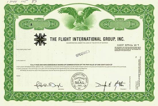 Flight International Group, Inc.