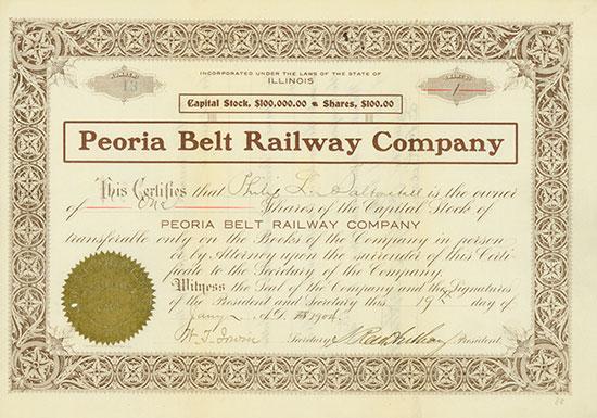 Peoria Belt Railway Company