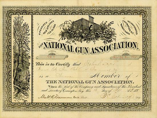 National Gun Association