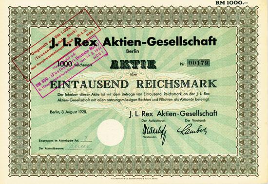 J. L. Rex AG