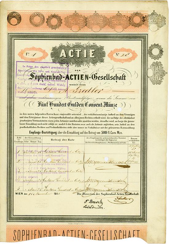 Sophienbad-Actien-Gesellschaft