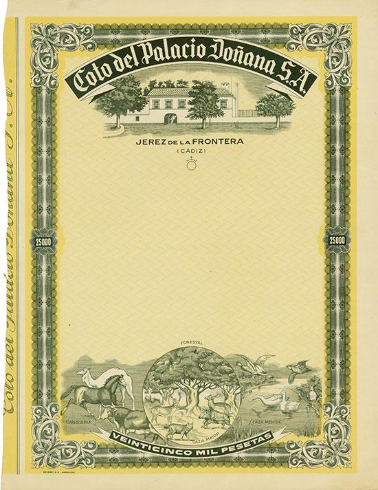 Coto del Palacio Doñana S. A.