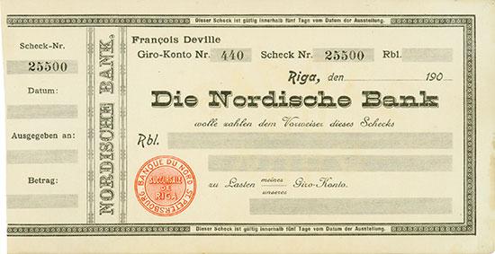 Die Nordische Bank