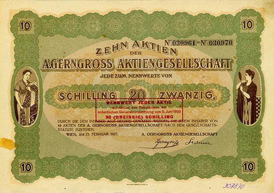 A. Gerngross AG