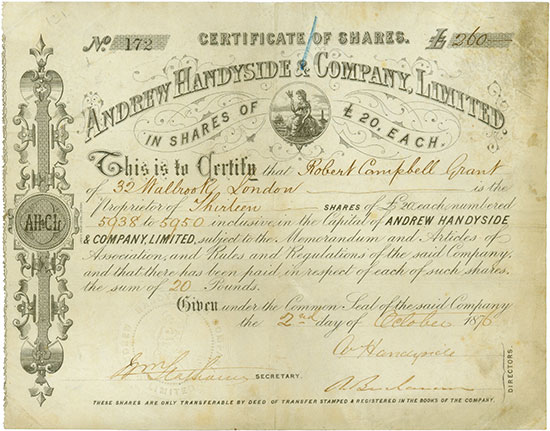 Andrew Handyside & Company, Limited