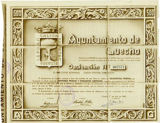 Ayuntamiento de Guecho