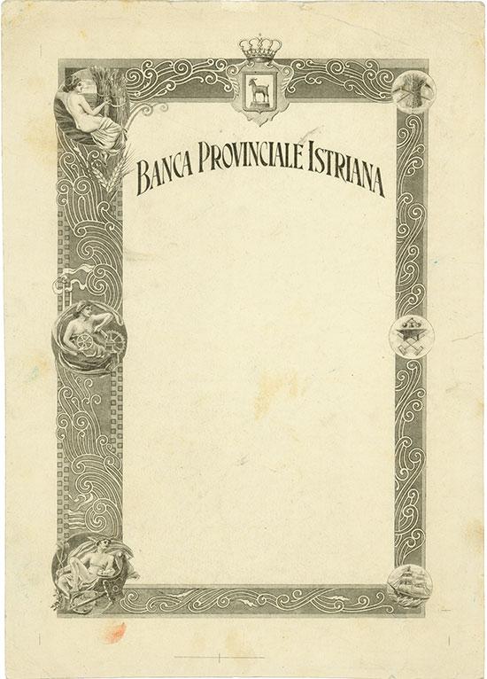 Banca Provinciale Istriana
