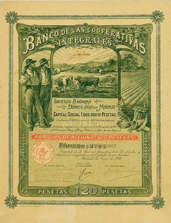Banco de las Cooperativas Intergrales