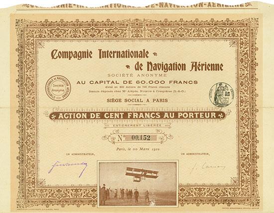 Compagnie Internationale de Navigation Aérienne