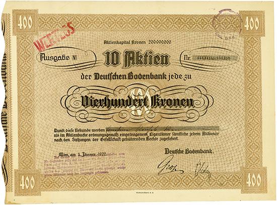 Deutsche Bodenbank