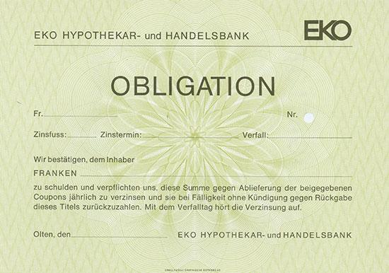 EKO Hypothekar- und Handelsbank