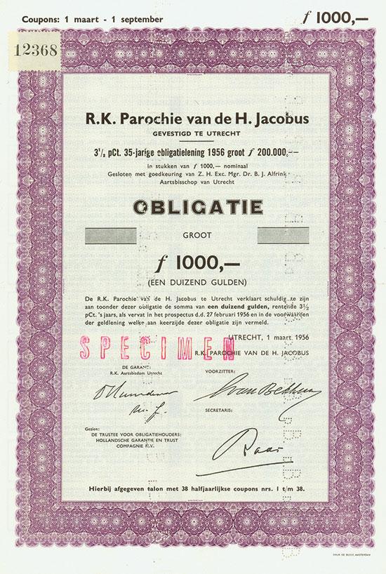 R. K. Parochie van de H. Jacobus