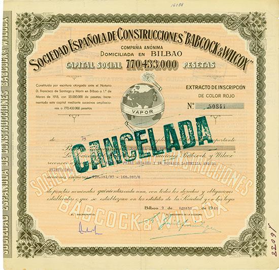 Sociedad Española de Construcciones