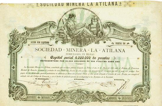 Sociedad Minera La Atilana
