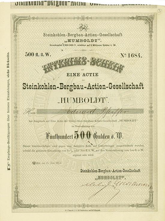 Steinkohlen-Bergbau-Actien-Gesellschaft