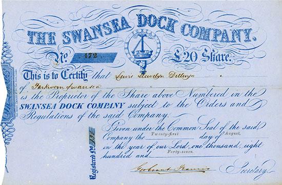 Swansea Dock Company