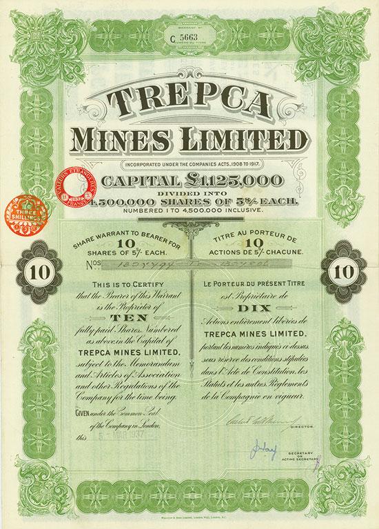 Trepca Mines Limited