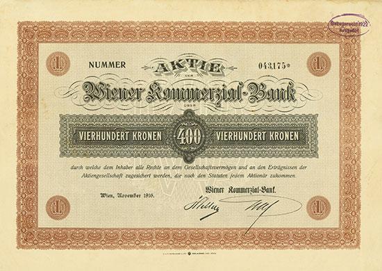 Wiener Kommerzial-Bank
