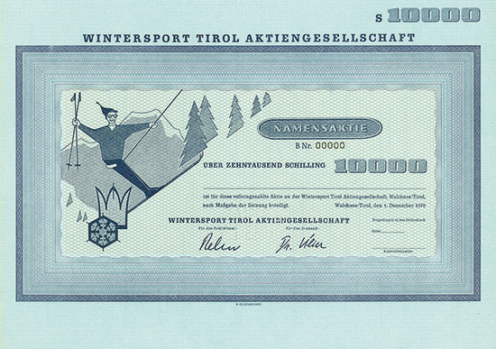 Wintersport Tirol AG