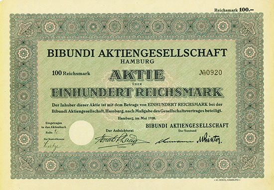 Bibundi AG