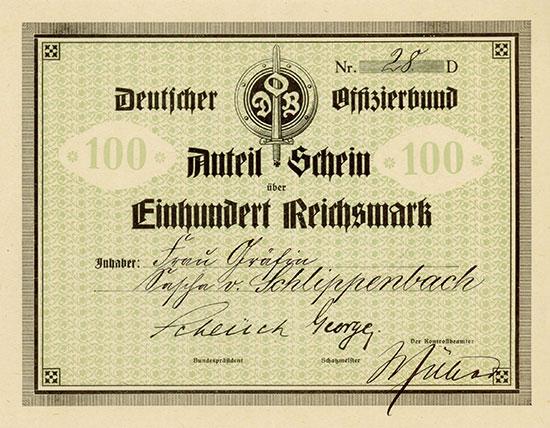 Deutscher Offizierbund