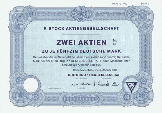 R. Stock AG