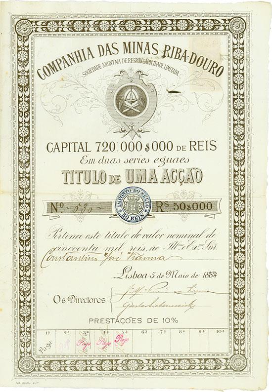 Companhia das Minas Riba-Douro [12 Stück]