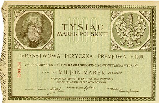 Polen [16 Stück]