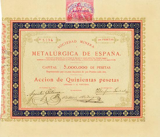 Spanien [7 Stück]
