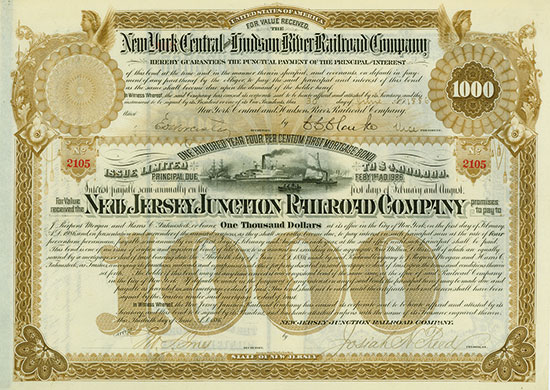 New Jersey Junction Railroad Company