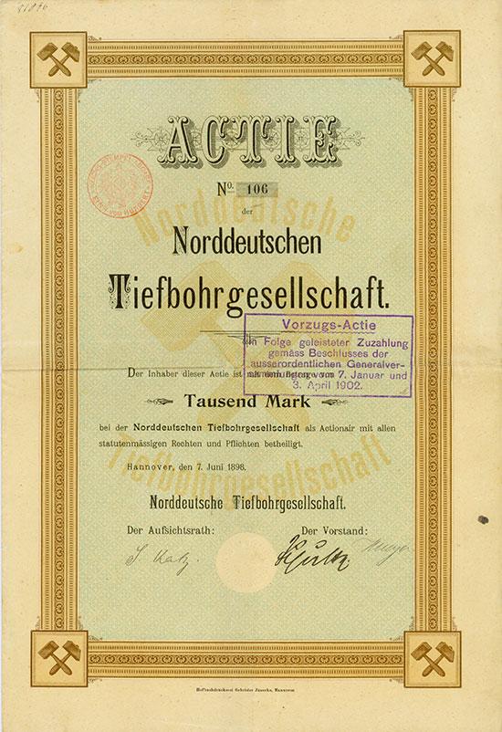 Norddeutsche Tiefbohrgesellschaft