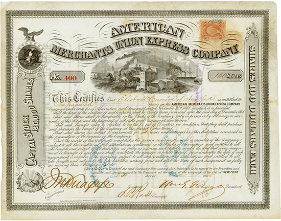 American Merchants Union Express Company
