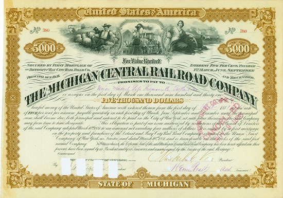 Michigan Central Rail Road Company
