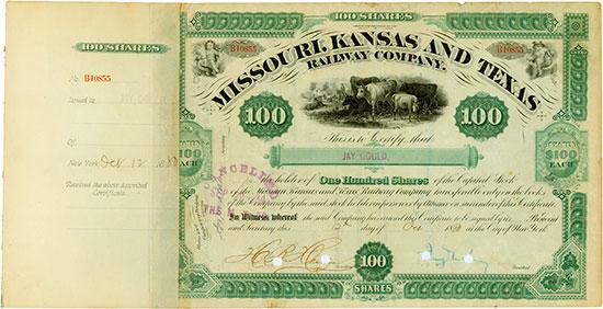 Missouri, Kansas and Texas Railway Company