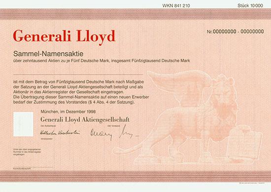 Generali Lloyd AG
