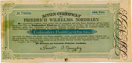 Friedrich Wilhelms Nordbahn